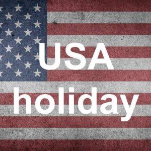 アメリカの休日